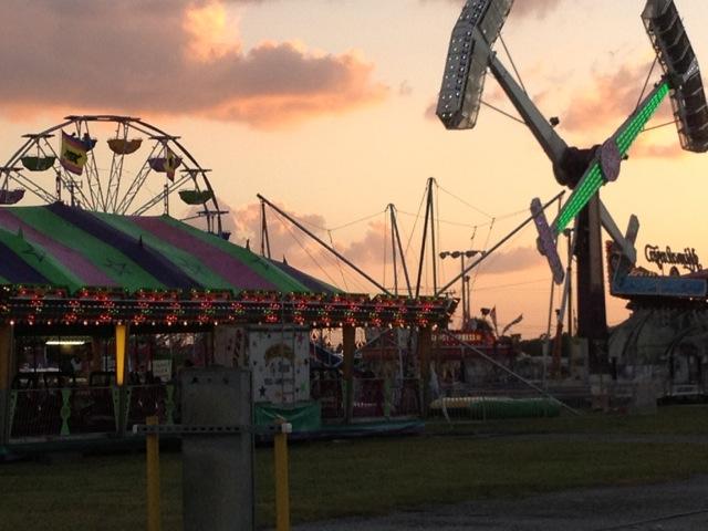 Fairgrounds West Palm Beach Fright Night
