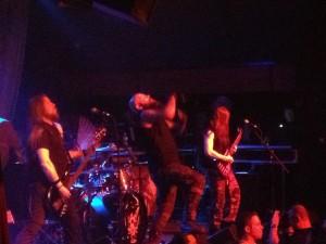 In Flames Concert