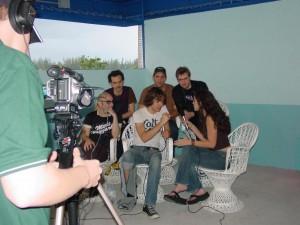 OKGO with JEff filming