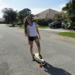kelsey skateboard